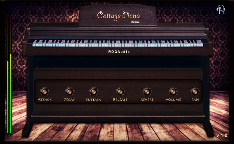 Cottage Piano Deluxe RDGAudio