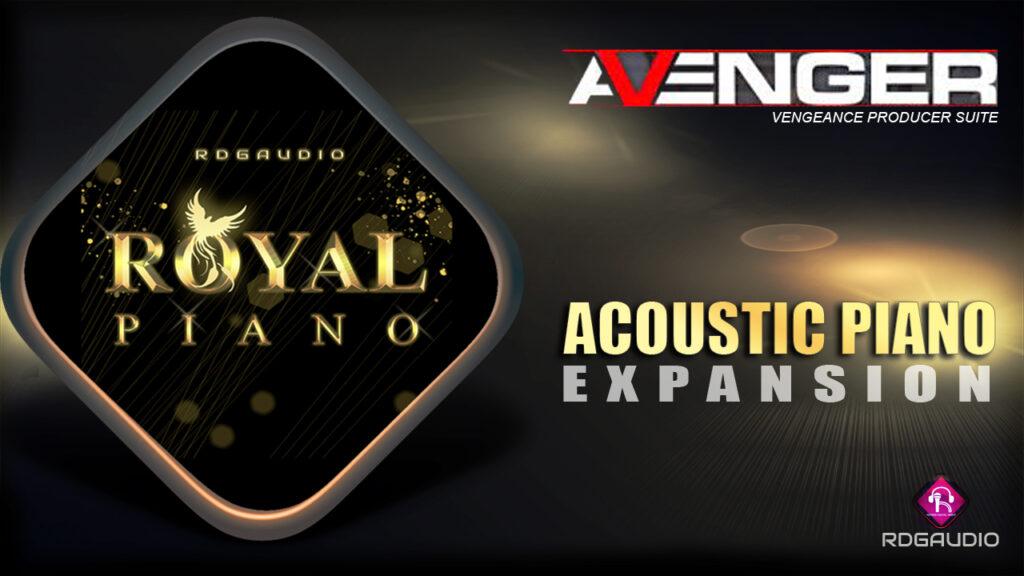 Royal Piano VPS Avenger Acoustic Piano Exp RDGAudio